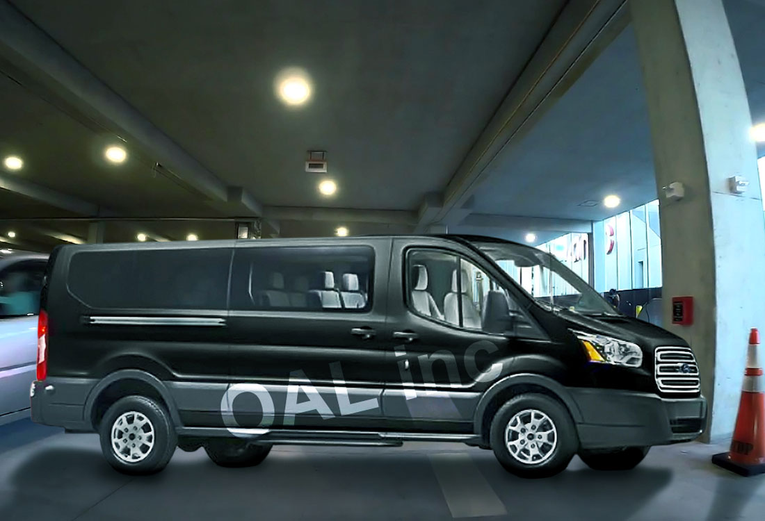 7-Passenger-Ford-Transit-Van